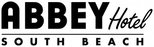 Logo used for the marketing of The Abbey Hotel