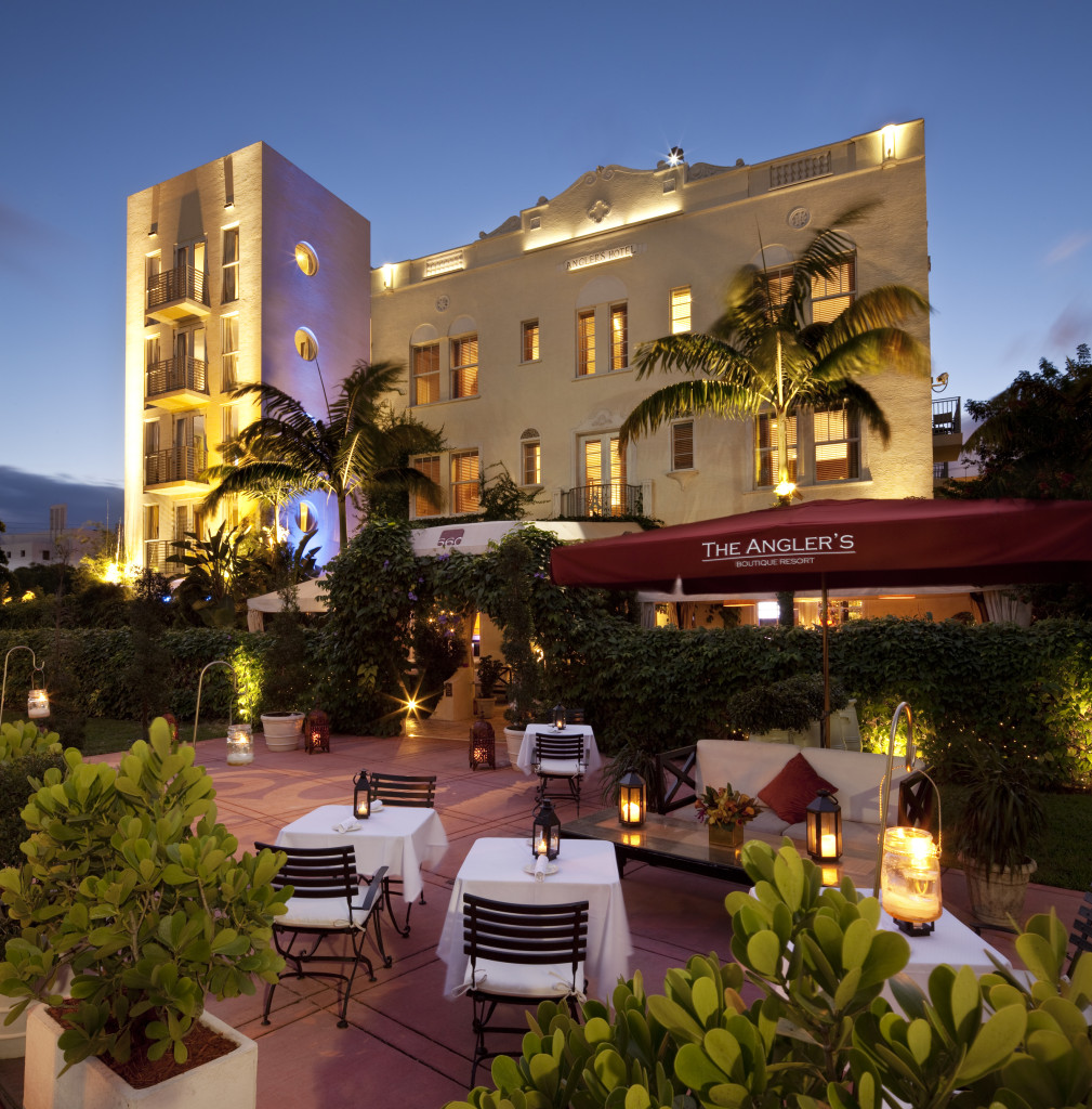 Anglers Boutique Resort – South Beach | Miami
