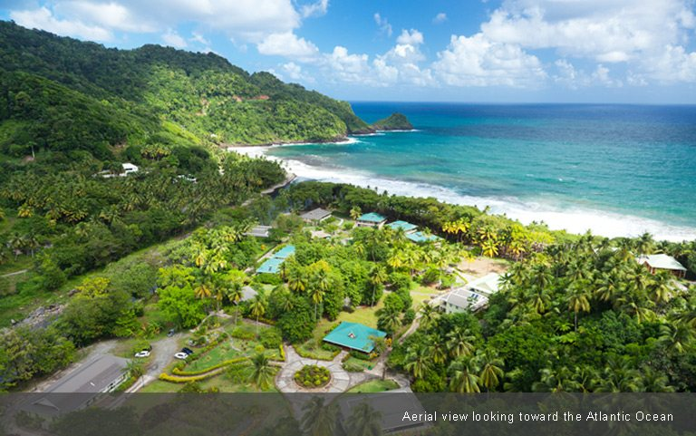 Rosalie Bay Dominica