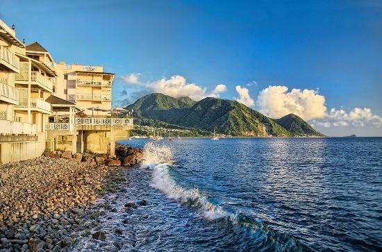 Fort Young Hotel Dominica | West Indies, Caribbean