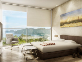 Mantra Bedroom View Rendering