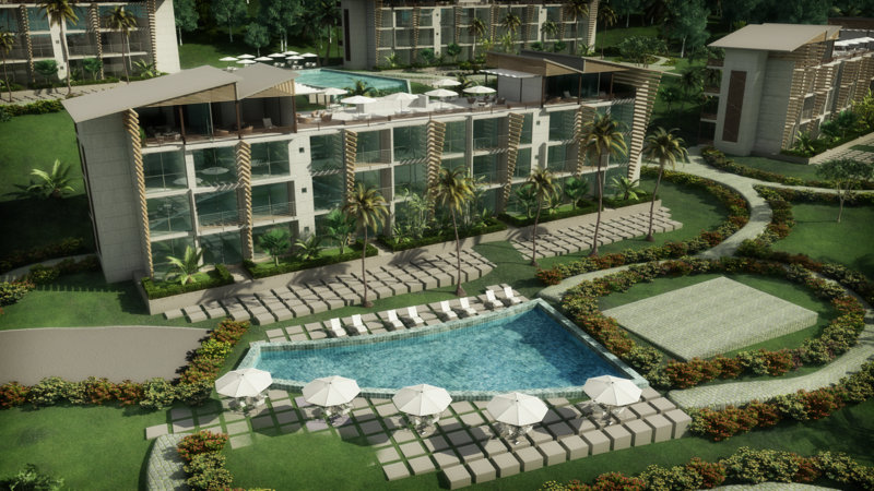 Mantra Pool Rendering